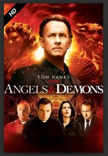 angels and demons travel movie