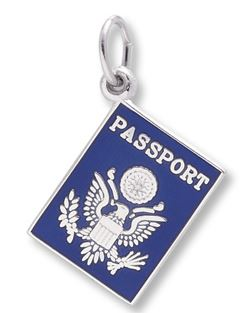 passport charm