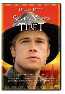 seven years in tibet travel movie