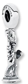 statue of liberty charm bracelet