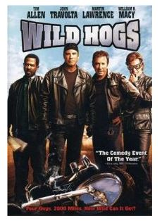 wild hogs travel movies