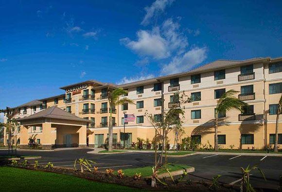 courtyard Marriott resort