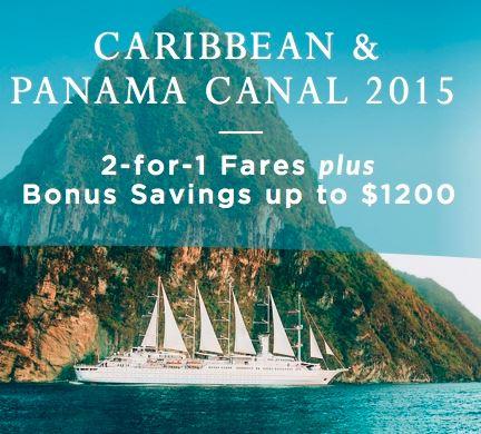 windstar cruises promotion