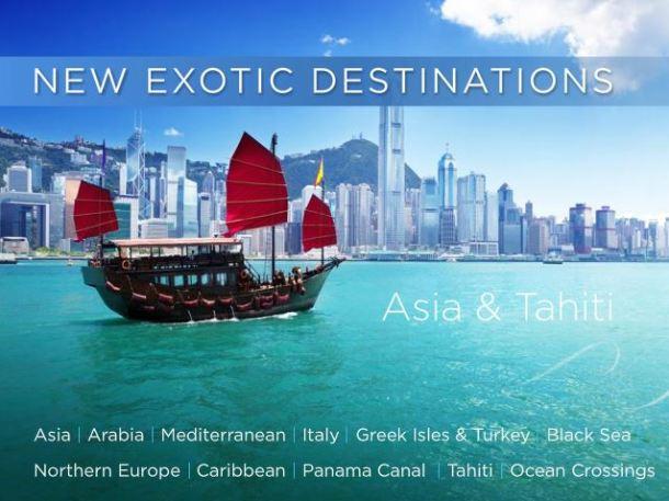 windstar cruises exotic