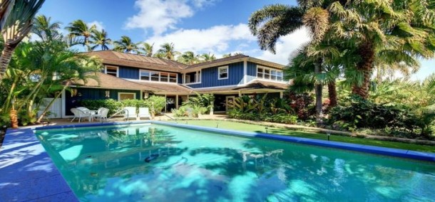 luxury hawaii beach rental