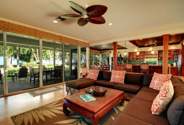 hawaii beach home rentals on the beach