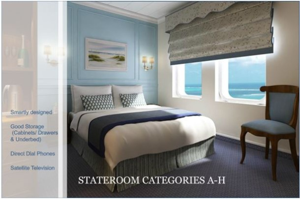haimark line stateroom photos