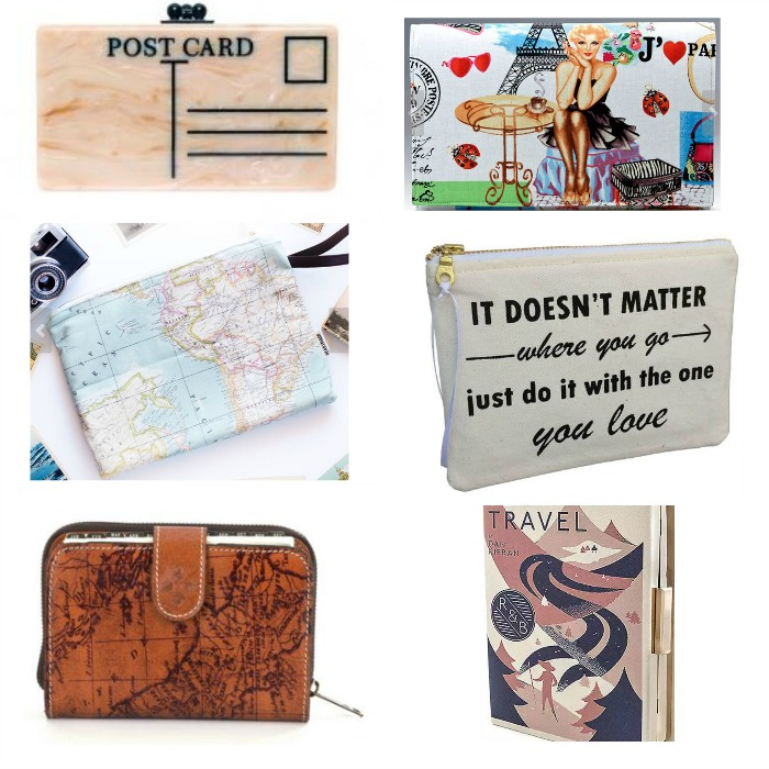 travel clutches