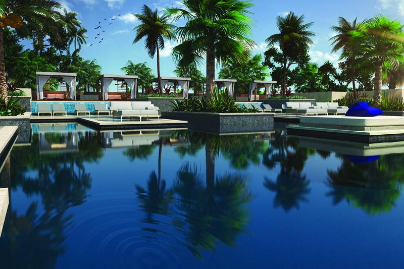 Unico Resort Pool Riviera Maya