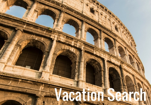 luxury vacation search