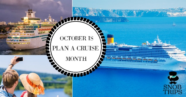october plan a cruise month
